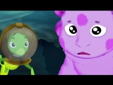 Лунтик и его друзья - 313 серия. Подводная пещера