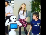 Hana's Instagram. Hana Hayes, Robot and Connor Kalopsis.
