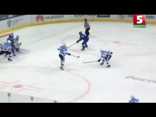 Динамо  Минск  2 - 3  Сибирь  [ 02.12.2015 ] [ OT ]