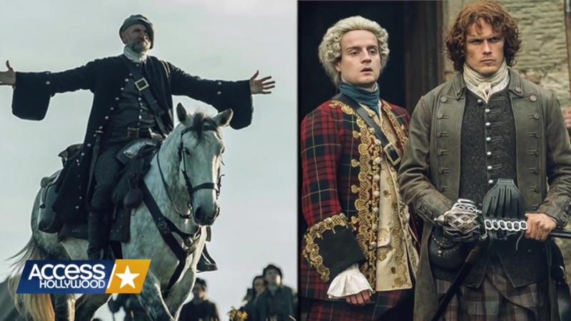 Access Hollywood_Outlander Sam Heughan On Dougals Return