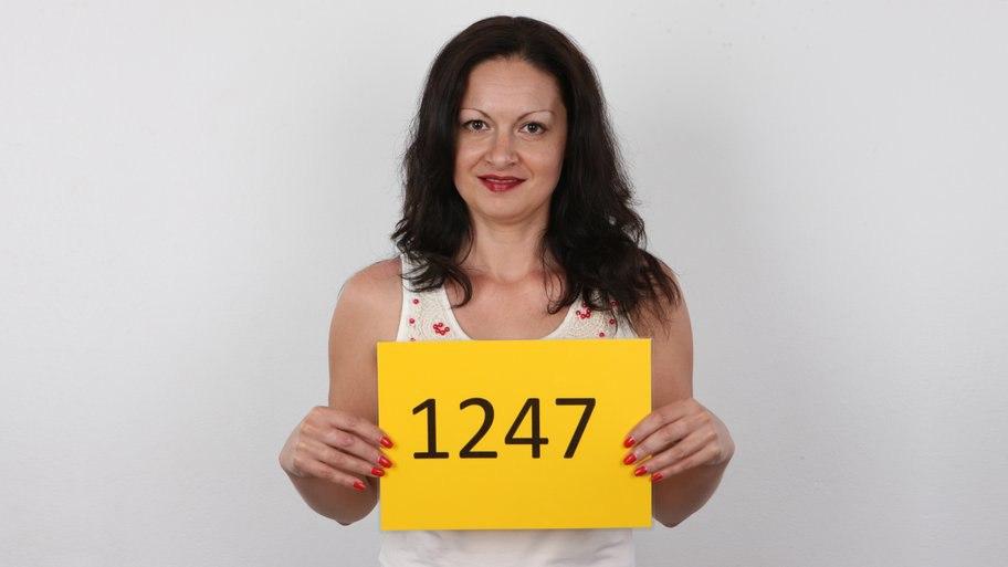 Czech Casting Marie 1247