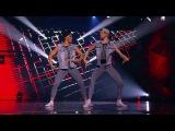 Танцы. Битва сезонов Юлиана Бухольц и Юлия Николаева (серия 10)