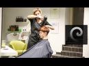 Medium wavy hair to short pixie haircut |extreme makeover 2016 by jacky @ die haarschneiderei