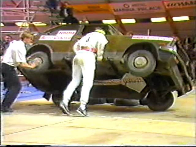 Suomen Vahvin Mies 1988 - Riku Kiri vs Jon Pall Sigmarsson