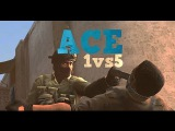 1v5 Ace Clutch