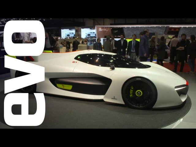 Geneva Motor Show 2016 - all the exciting cars you might have missed | evo MOTOR SHOWS