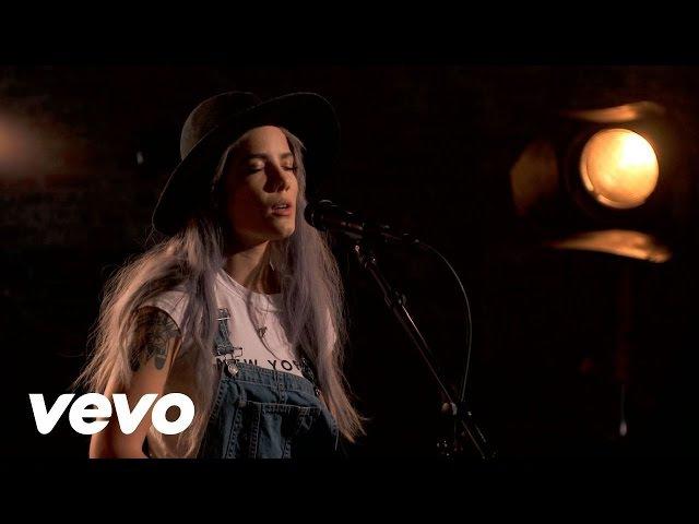 Halsey - Hurricane - Vevo dscvr (Live)