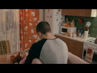 Ольга: Секс на кухне