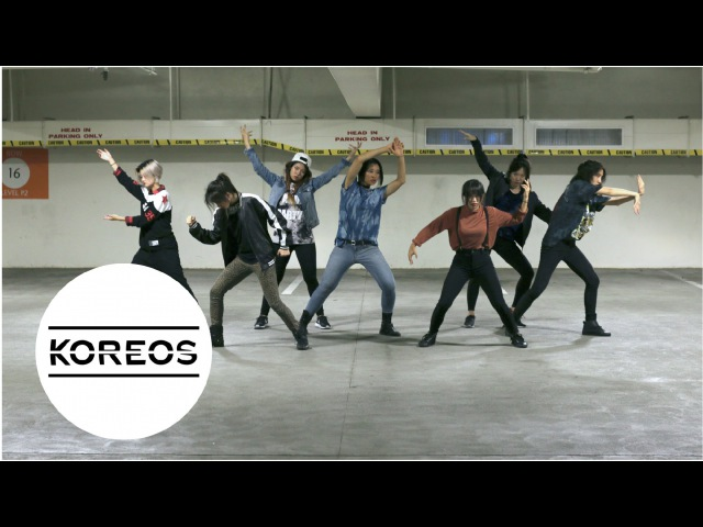 [Koreos] 엔시티 NCT 127- 소방차 Fire Truck Dance Cover (Female ver.)