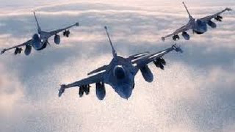 Противостояние за небо России.(The standoff over the skies of Russia.).