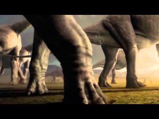Сражения Динозавров 1 Сумевшие выжить HD