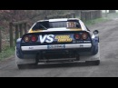 Ferrari 308 GTB Rally Group 4 - Loud V8 Sound In Action