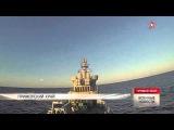 Эксклюзивные кадры: береговой комплекс «Редут» уничтожил корабль на учениях в Приморье