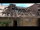 11 июня 2016. Горловка. Украинские военные обстреляли жилые кварталы в Горловке