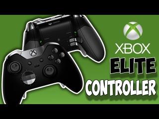 Xbox Elite Controller (Xbox One, Windows 10)