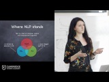 Introduction to Natural Language Processing - Cambridge Data Science Bootcamp