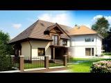 Таунхаусы -  дома на две семьи, выбрать проект дома