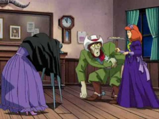 Scooby doo and the Cyberchase