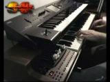 Viscount Db-3 Demostration by S4K (Hammond clone space4keys keyboardsolo)