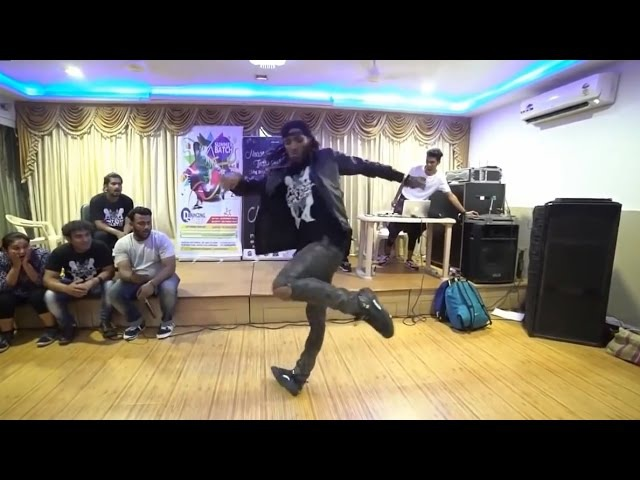 DANCE SHOWCASE (INDIA) | MARQUESE SCOTT