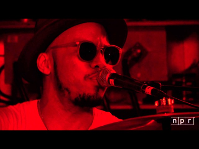 Anderson .Paak The Free Nationals: 'The Season/Carry Me' SXSW 2016 | NPR MUSIC FRONT ROW
