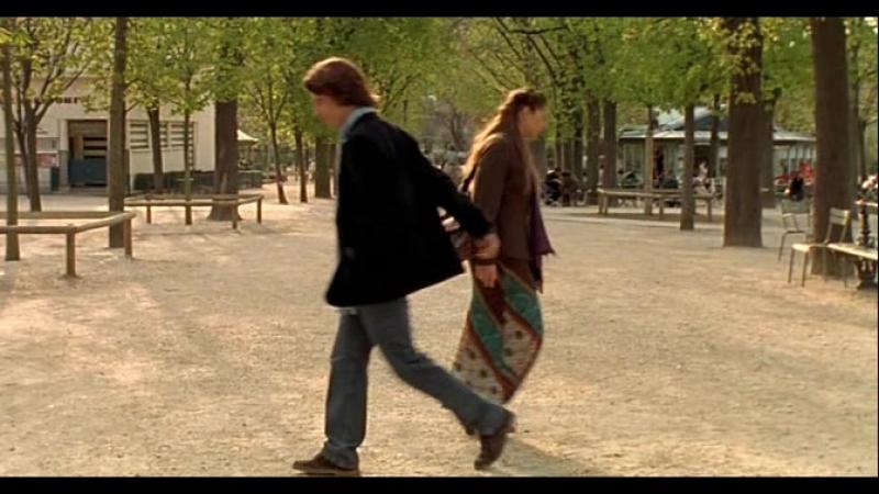 Мост искусств/Le pont des Arts/2004/Эжен Грин/часть 2
