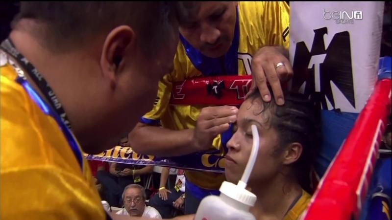 Sulem Urbina vs Eloisa Martinez (30-07-2016)