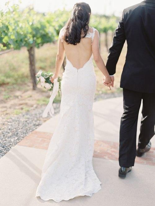 1tlRFrQ8fE - Необыкновенная свадьба Адама и Кармин (20 фото)