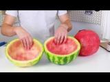 Как сделать фокус с арбузом своими руками