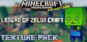 Превью для «Legend of Zelda Craft   MINECRAFT PE 0.15.X»