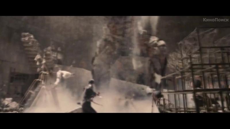Первый Трейлер Второго фильма Атака Титанов