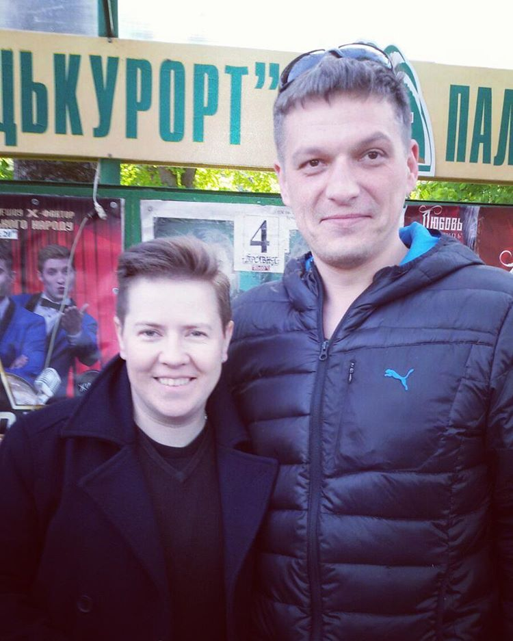 Евгений Литвинкович: Общение поклонников - Том XII - Страница 66 NmlyxaXwlbI
