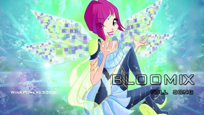 Winx Club 6 Bloomix Soundtrack [Trussian - Tral TV] HD