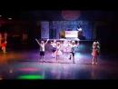 современный детский танец.4-6лет.тренер рубаник валерия