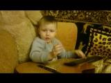 Мой внук Никита играет вместе с ВИА Земляне )))
