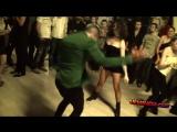 Adolfo Indacochea & Damla Demirci Celik. Social Salsa @ Istanbul International Dance Festival 2011
