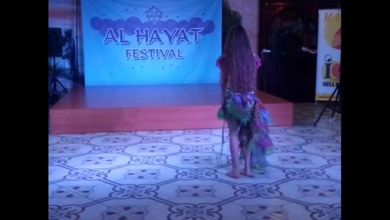 Аль-хаят фестиваль 2016 табла