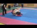 Рома Полін, 2 раунд Фінальний бій Чемпіоната Рівненської області з ММА 05.12.2015 р.