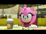 Соник Бум / Sonic Boom 1 сезон 27 серия - Битва роботов (Карусель)