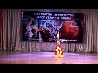 «Открытое Первенство Крыма» по oriental dance, г. Симферополь, 30.01.2016, часть 23