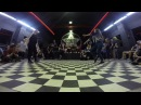 Anna Shcherbakova (win) vs. Sasha Sim || 1/8 Dancehall battle 1X1