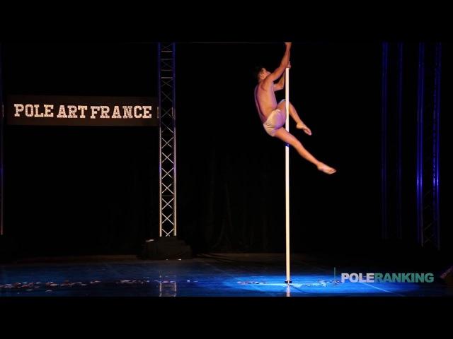 Gustavo Romanello - Pole Art France 2016
