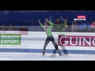 Михаил Коляда (RUS), short programm, European Championships, 27.01.2016