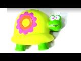 Видео для детей: Картина из пластилина. Развивающие игры, мультики для самых маленьких.