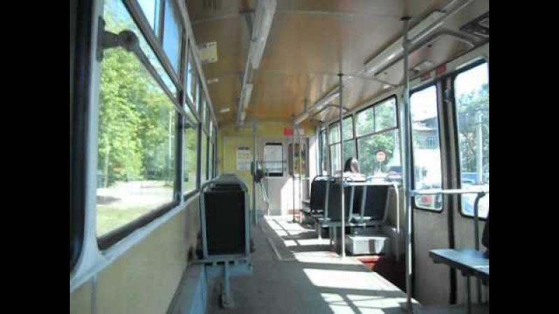 Tramwaje w Moskwie, linia 16 / Трамваи в Москве, маршрут 16