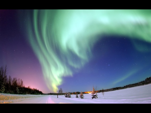 Polar Nights Northern Lights. Natural wonders and life in Murmansk Region with James Brown