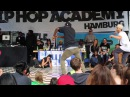 Battlefield 2016 | Hip Hop Semifinale | N-Jay Slunch vs Jimmy Yudat Joker Yudat