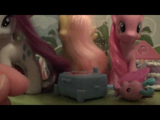 моя коллекция май литл пони (обзор).wmv