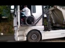 Инвалид-колясочник дальнобойщик