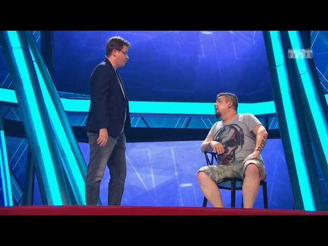 Comedy Баттл. Последний сезон - Дуэт Лажа Минелли и Гарик Харламов (полуфинал)